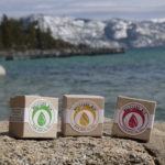 chocolate truffle trio at lake tahoe