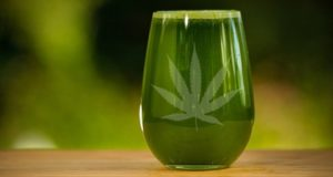 cannabis juice