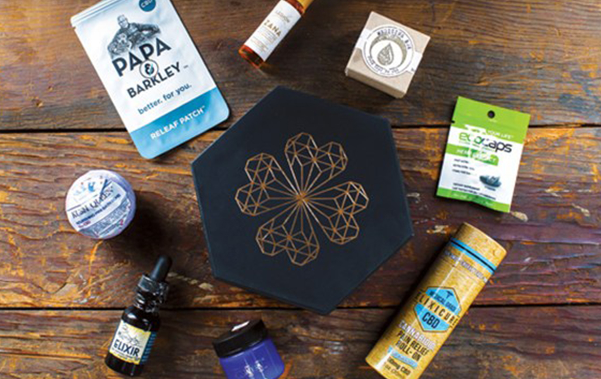 artisanal treats from Lucky Box Club