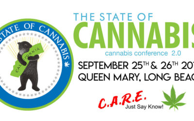 25 & 26 September – State of Cannabis
