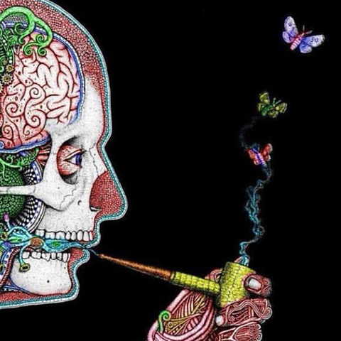freedom of mind trough smoking